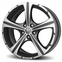 Momo felni 5/112 15X6.5 ET47 BLACK KNIGHT AN CB72.3