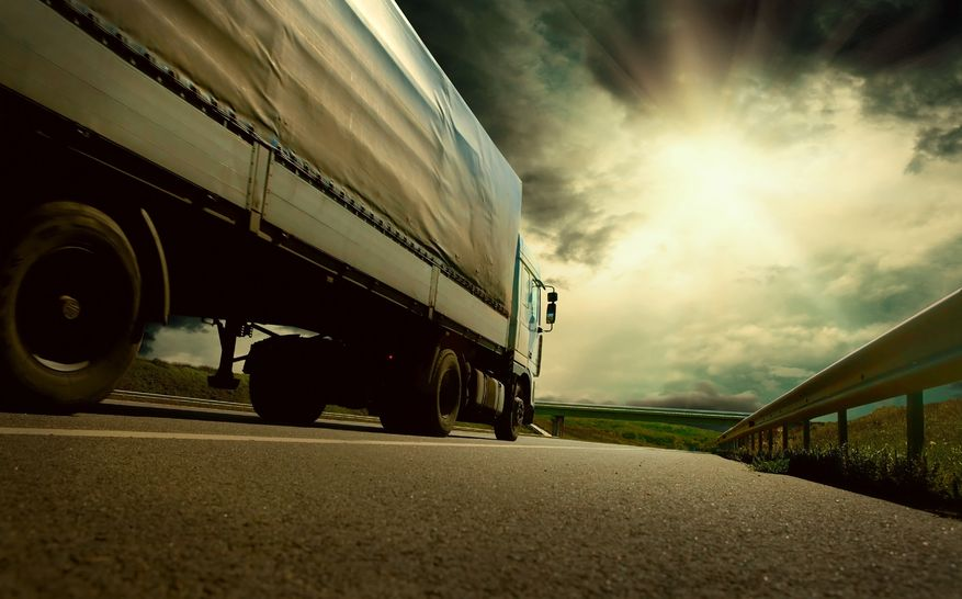 teherautó gumi